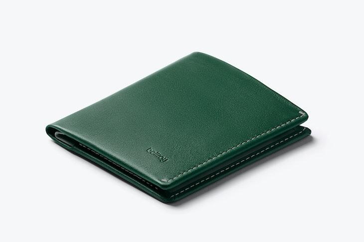 Note Sleeve - Racing Green