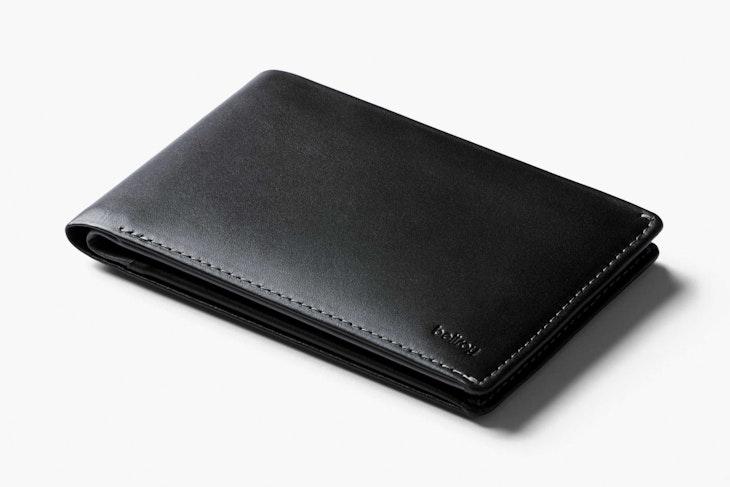 Travel Wallet - Black