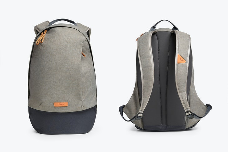 Classic Backpack - Limestone